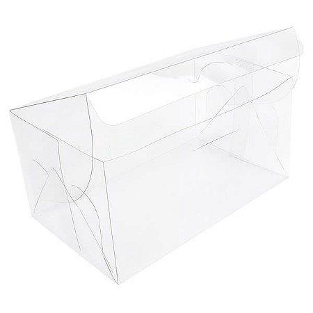 PX-59 (11,5x9x7) cm 10und Caixa de Acetato Transparente