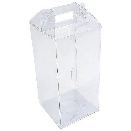 PX-33 (10x10x21) cm 10und Maleta AmiguruEmbalagem de Plástico