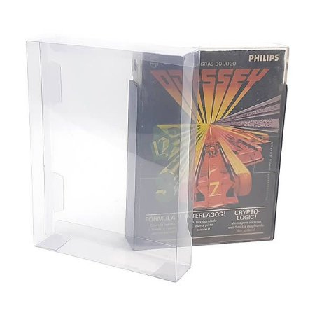 Games-11 (0,20mm) Caixa Protetora para CaixaBox Case Acrilica Odyssey 10unid