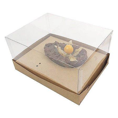 Caixa Ovo de Colher Páscoa 150g (17,6x11x7 cm) KIT75 Embalagem Ovo de Colher 10unids