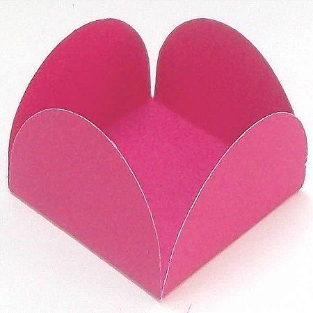 Forminha de Papel Pink (3.5x3.5x2.5 cm) 100unid Docinhos