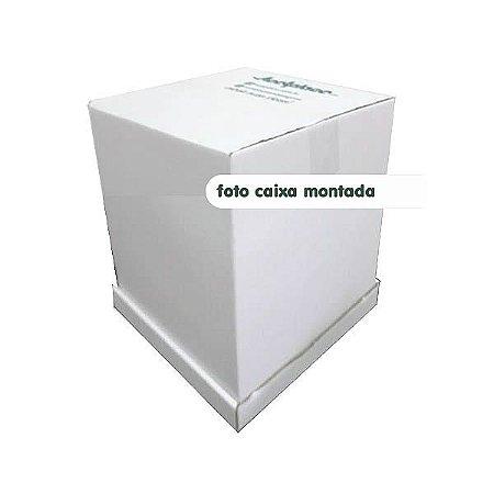 Caixa Alta 30cm Caixa de Papelão Reforçado (26x26x30 cm) 1unid Embalagem para Bolos