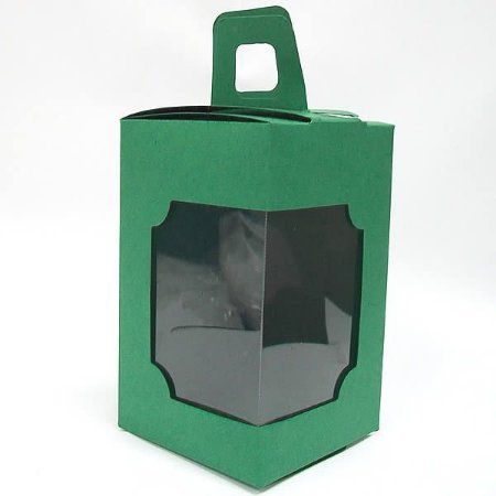 DV-12 Lisa Verde Escuro (6x6x10 cm) 10unid