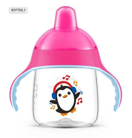 Copo Avent scf 753/07 Pinguim 260ml 12 +