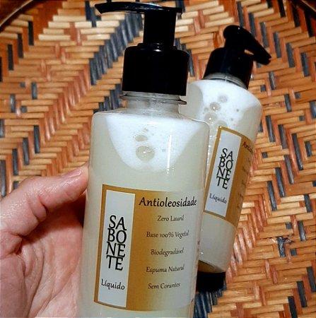 Sabonete Líquido Antioleosidade