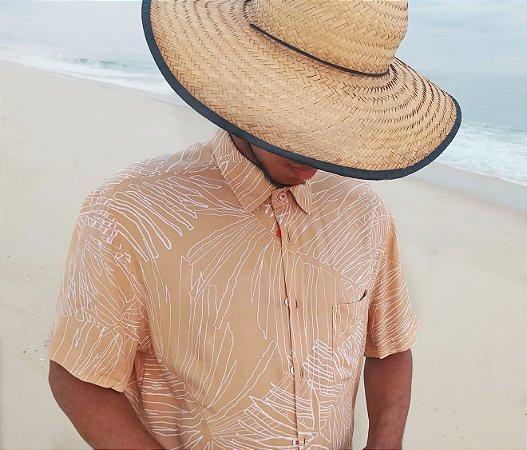 Camisa Flor de Jasmim