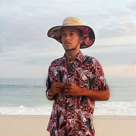 Camisa Flor de Gérbera