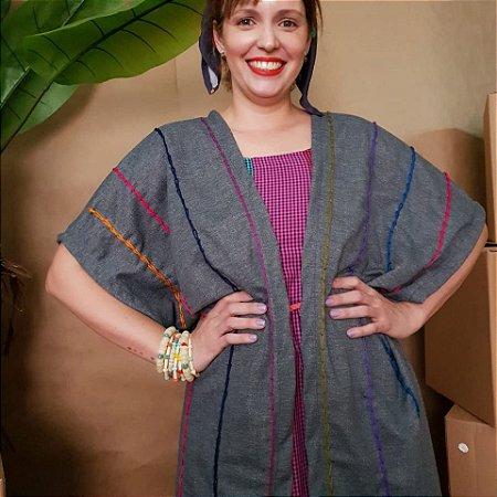 Kimono Bordado Listra