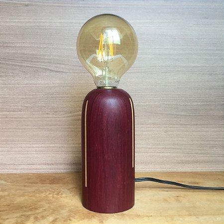 Luminária Cilindro
