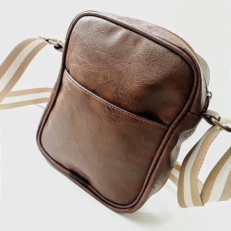 Shoulder Bag Chocolate