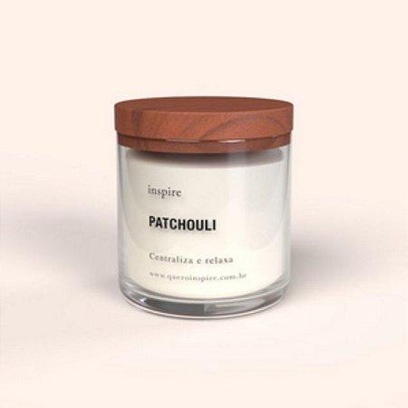 Vela perfumada Patchouli