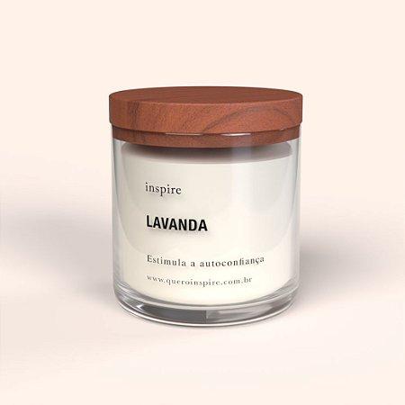 Vela perfumada - Lavanda