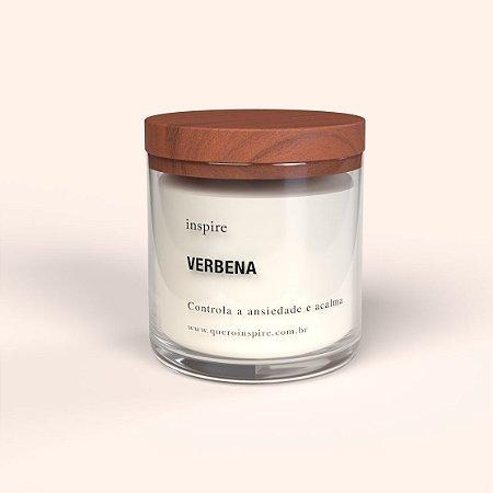 Vela perfumada - Verbena