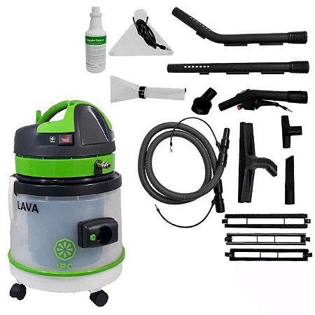 LAVA PRÓ - Aspirador/extrator profissional - sólidos e líquidos