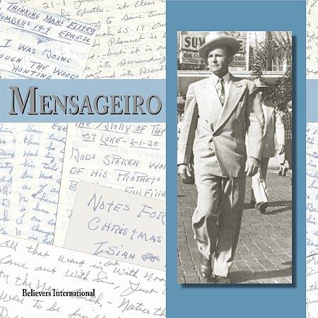 Livro em Cores - Mensageiro (William Branham) por George Smith em Português