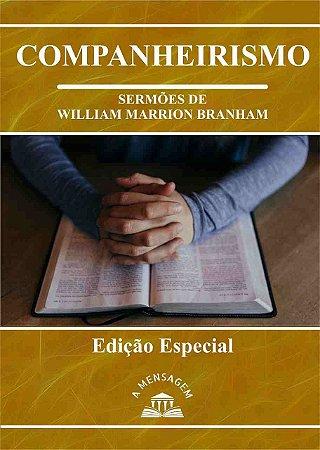 Livro - Série Companheirismo por William Marrion Branham