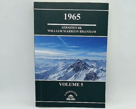 Livro Vol 5 - Série 1965 Sermões de William Marrion Branham
