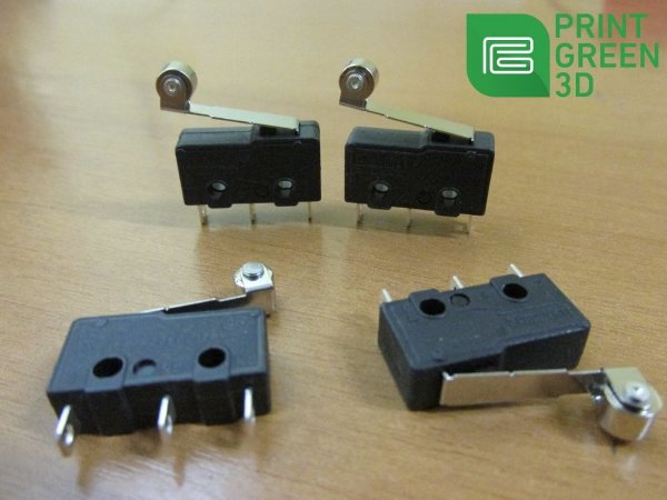 Chave Micro Switch (Endstop)