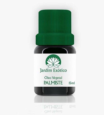 Óleo Vegetal de Palmiste Prensado Frio - Extra Virgem Jardim Exótico - 100% Puro - 15ml