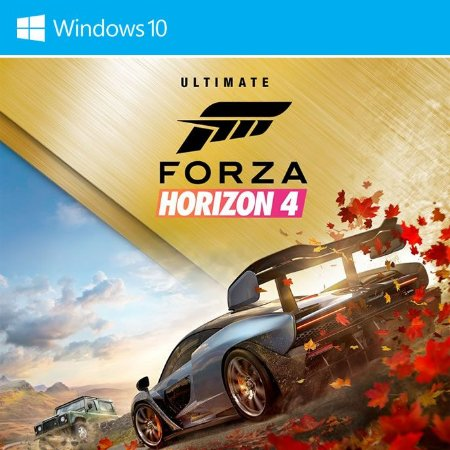Forza Horizon 4 Ultimate Edition (Windows Store)