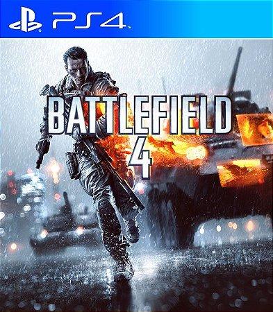 Battlefield 4 - PS4 PSN Mídia Digital