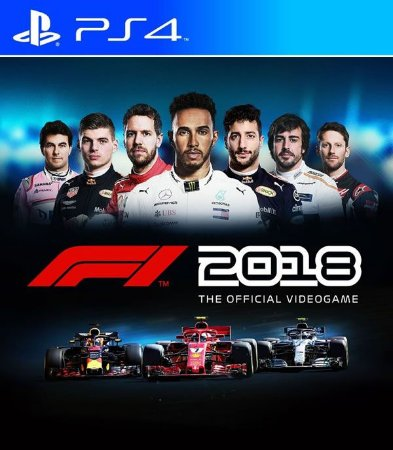 F1 2018 - PS4 PSN Mídia Digital