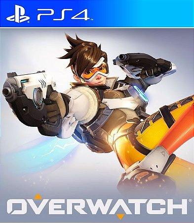 Overwatch - PS4 PSN Mídia Digital