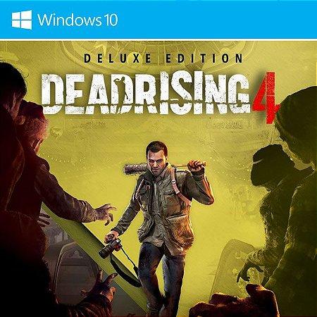 Dead Rising 4 Deluxe Edition (Windows Store)