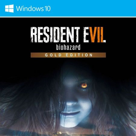 RESIDENT EVIL 7 Gold Edition (Windows Store)
