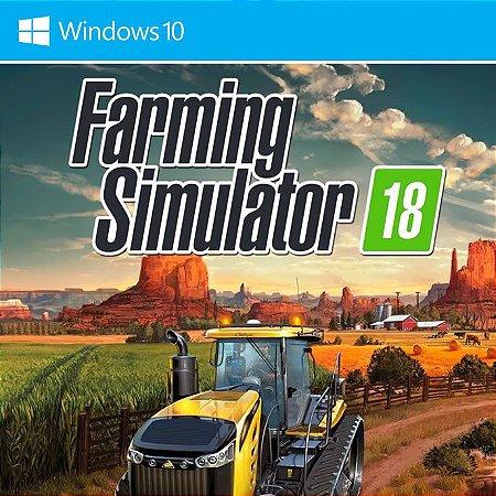 Farming Simulator 18 (Windows Store)