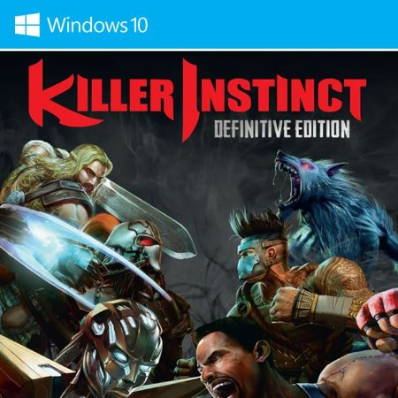 Killer Instinct: Definitive Edition (Windows Store)