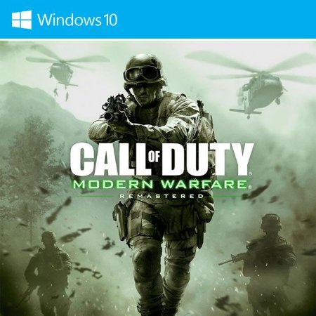 Call of Duty: Modern Warfare Remastered (Windows Store)