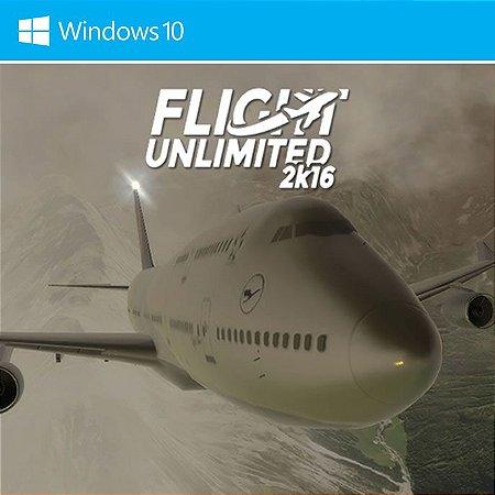 Flight Unlimited 2K16 (Windows Store)