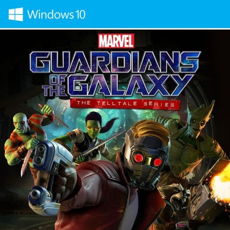 Marvel's Guardians of the Galaxy: The Telltale Series (Windows Store)
