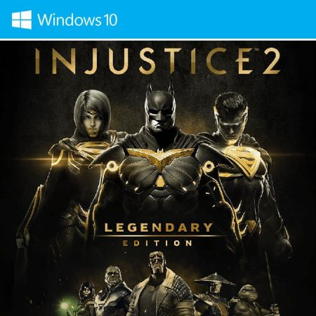 Injustice 2 - Legendary Edition (Windows Store)