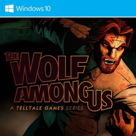 The Wolf Among Us (Windows Store)