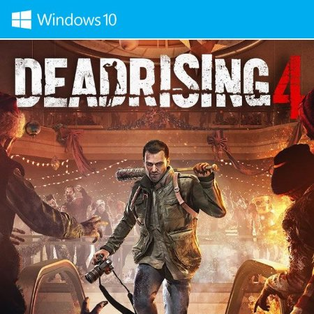 Dead Rising 4 (Windows Store)