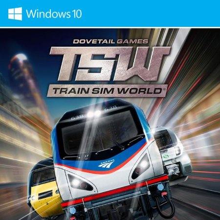 Train Sim World (Windows Store)