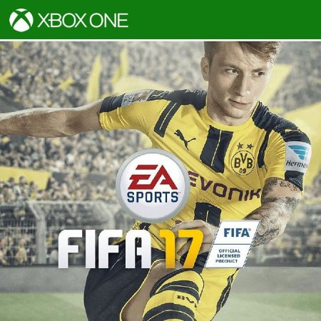 Fifa 17 - Xbox One Mídia Digital