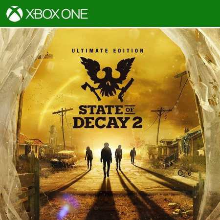 State of Decay 2: Ultimate Edition - Xbox One Mídia Digital