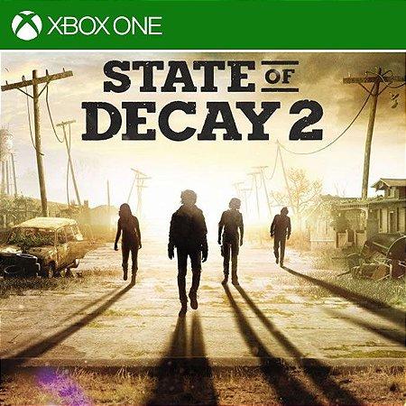 State of Decay 2 - Xbox One Mídia Digital