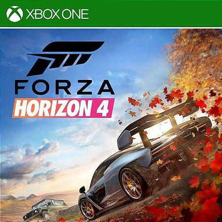 Forza Horizon 4 Standard Edition - Xbox One Mídia Digital