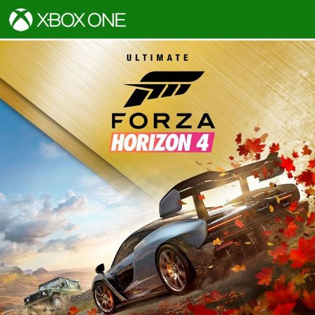 Forza Horizon 4 Ultimate Edition - Xbox One Mídia Digital