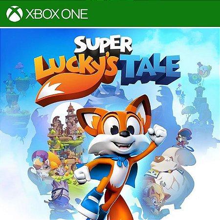 Super Lucky´s Tale - Xbox One Mídia Digital