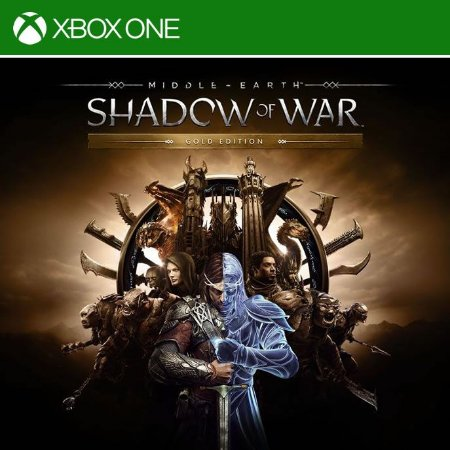 Middle-earth: Shadow of War Gold Edition - Xbox One Mídia Digital