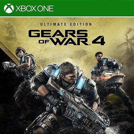 Gears of War 4 Ultimate Edition - Xbox One Mídia Digital