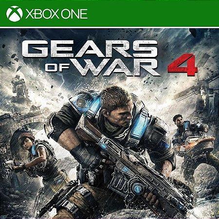 Gears of War 4 - Xbox One Mídia Digital