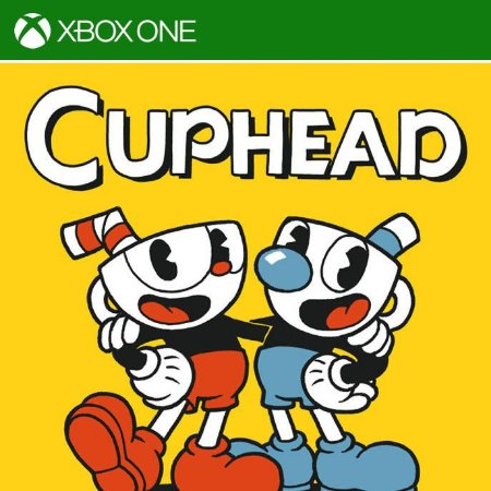 Cuphead - Xbox One Mídia Digital