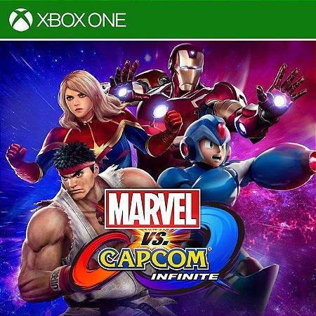 MARVEL VS. CAPCOM: INFINITE - Xbox One Mídia Digital