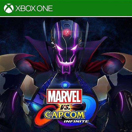 Marvel vs. Capcom: Infinite - Deluxe Edition - Xbox One Mídia Digital